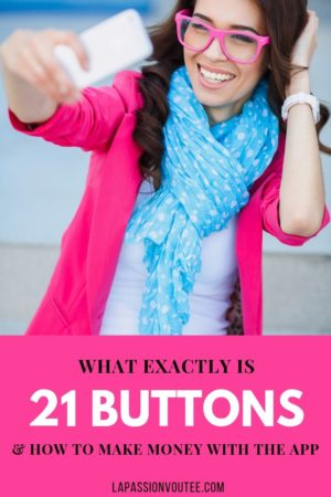 Really is it worth your time downloading the 21Buttons app? I spent months testing and experimenting with the 21Buttons app. Keep reading to get the scoop about my experience and whether it is any better than LiketoKnow.it.