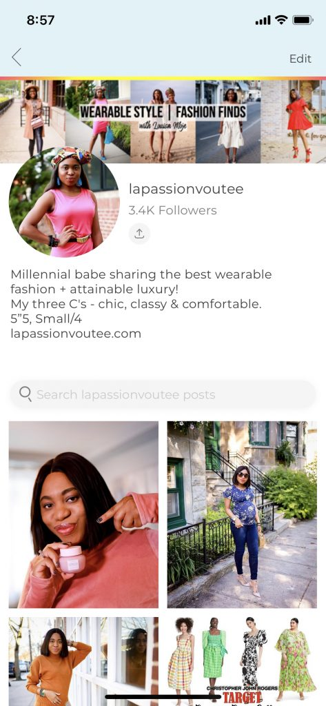 How do fashion bloggers make money with LTK